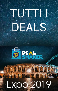 Dealshaker Verona tutti i deals