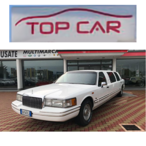 Limousine ford